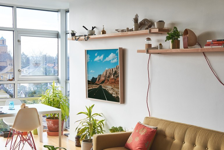 art on the wall photography print