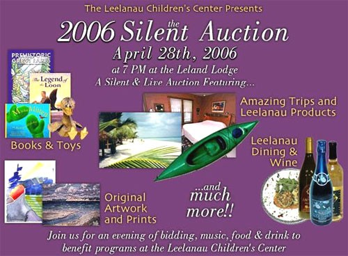 LCC Silent Auction