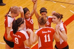 2007 District Basketball & Volleyball schedules