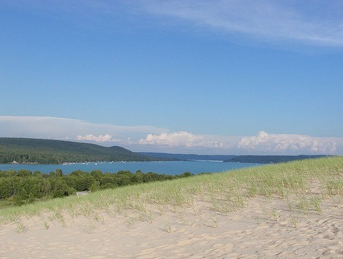 Surfing Leelanau ... and the Great Lakes