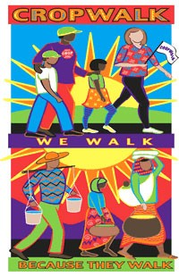 CROP Walk: We walk because they walk