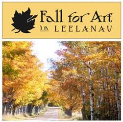 Annual Fall for Art in Leelanau Gallery Tour