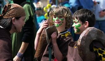 Little Artshram Harvest Festival Benefit