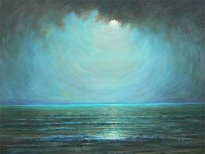 Dan Oberschulte - courtesy Michigan Artists Gallery