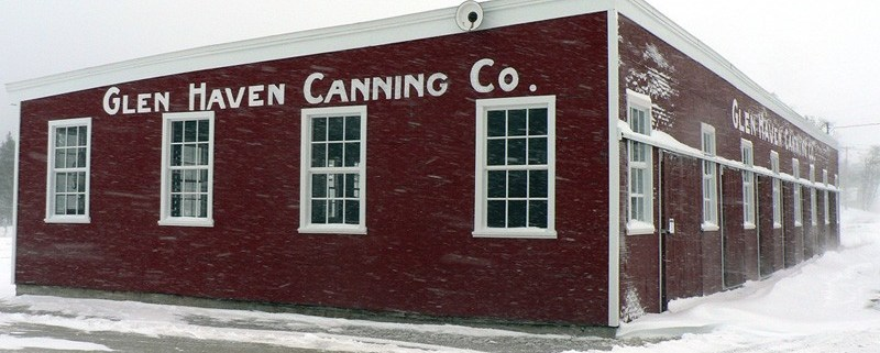 Photo Friday: Glen Haven Canning Co by Mark Smith