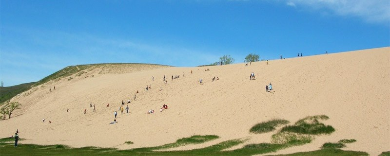 How to make the most of your one-day visit to Sleeping Bear Dunes National Lakeshore