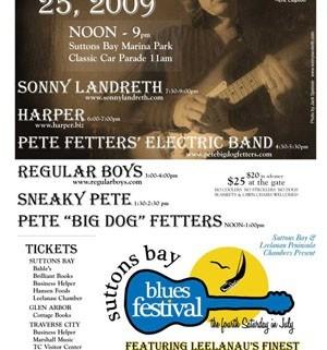 Suttons Bay Blues Festival