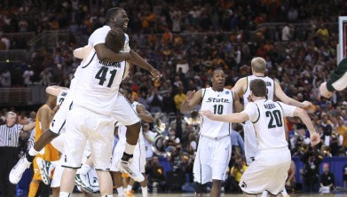 Watch Michigan State at the State!