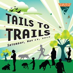 Tails to Trails a Four Paw 5K Walk/Run