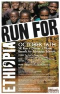 Run FOR Ethiopia - Saturday, October 16