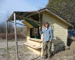 Sonny Swanson's Farm gets a farmer!