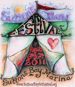 Empire & Leland Art Walks and Suttons Bay Art Festival