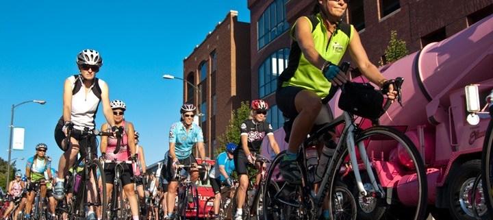 2011 Cherry Roubaix & Third Coast Bicycle Fest