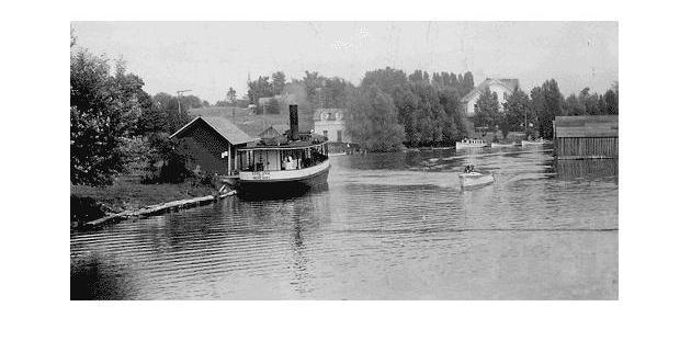 Steamer Leelanau explosion, August 1908