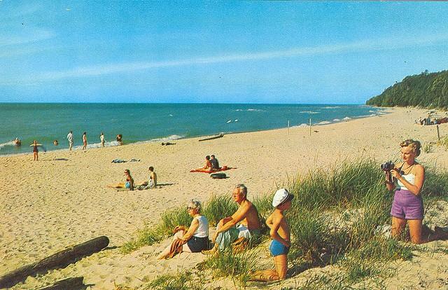 Leelanau Leland North Beach