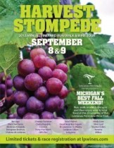 Harvest Stompede Wine Tour this weekend!