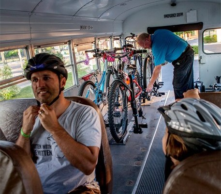 BATA Bike-n-Ride program a big success in Leelanau!
