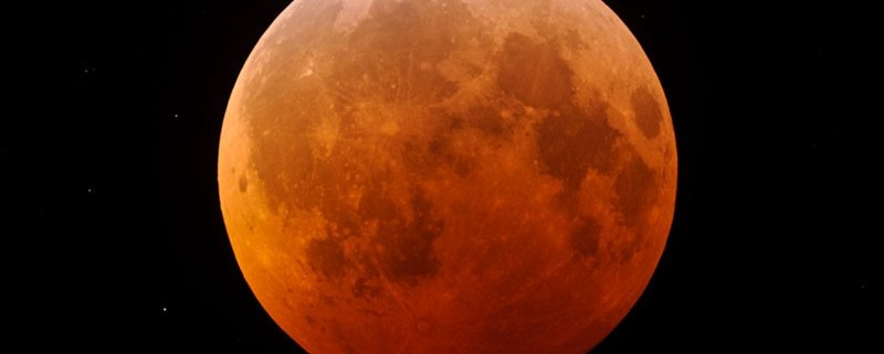 Watch the Lunar Eclipse in the Sleeping Bear Dunes!