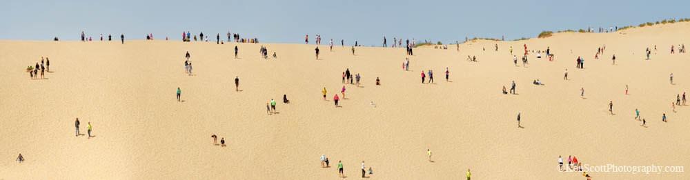 Dune Climb Occupied by Ken Scott