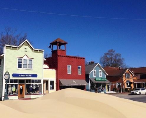 Leelanau County Unveils New Sand Dunes