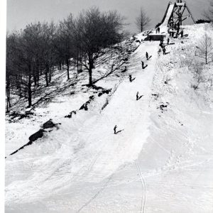 The Ski Jump at Sugar Loaf
