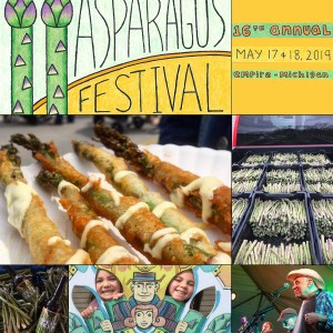 16th annual Empire Asparagus Festival - May 17 & 18, 2019