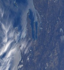 Leelanau Gets a Shoutout from Outer Space!