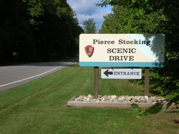 Pierce Stocking Sign NPS