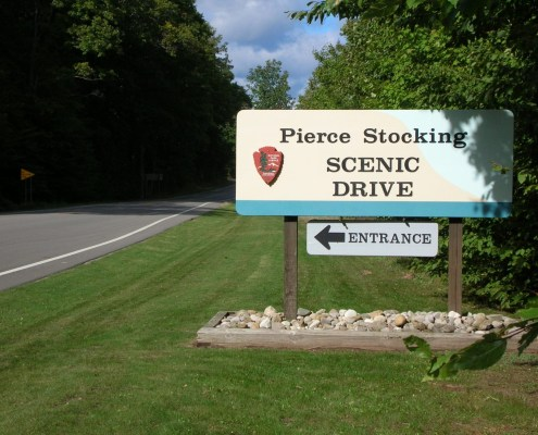 Pierce Stocking Sign NPS