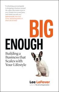 Big Enough Final Cover