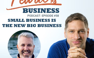 Podcast Interview: Fearless Business with Robin Waite