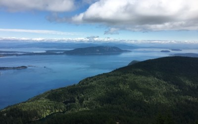Why Orcas Island? Why now? 🌲🛥🦀