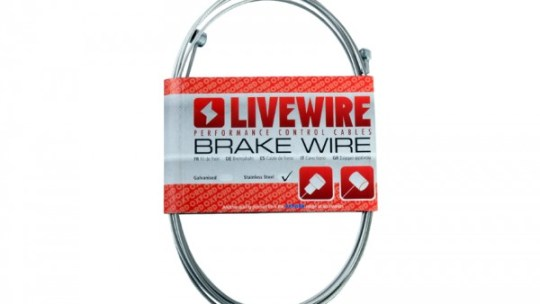 Livewire Universal Stainless Steel Inner Brake Cable Wire