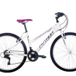 Python Rock 26″ Ladies – 20″ 18sp Shimano – White