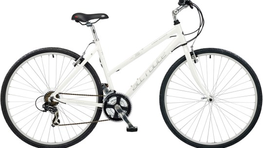 Land Rover All Route 733 21sp 700c Hybrid Ladies Bicycle (2016)
