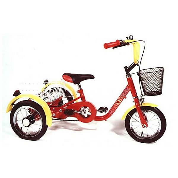 Mission Musketeer Child's Tricycle