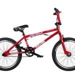 "Barracuda Stance 20"" Boys Freestyle BMX Red"