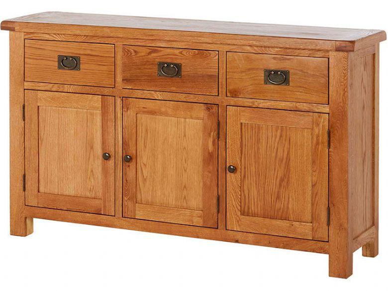 Fairfax Oak Large Sideboard