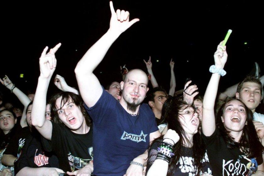 nu metal fans