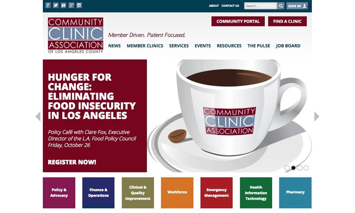 CCALAC New Website
