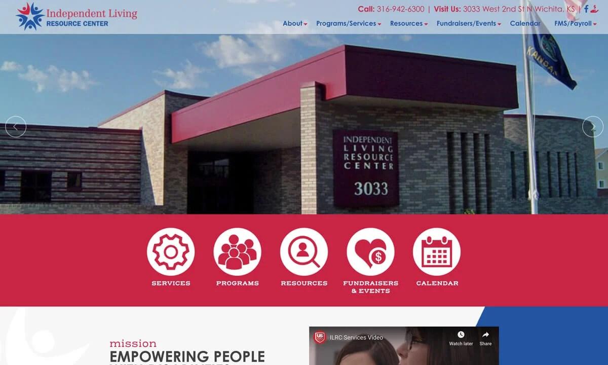 ILRC New Website