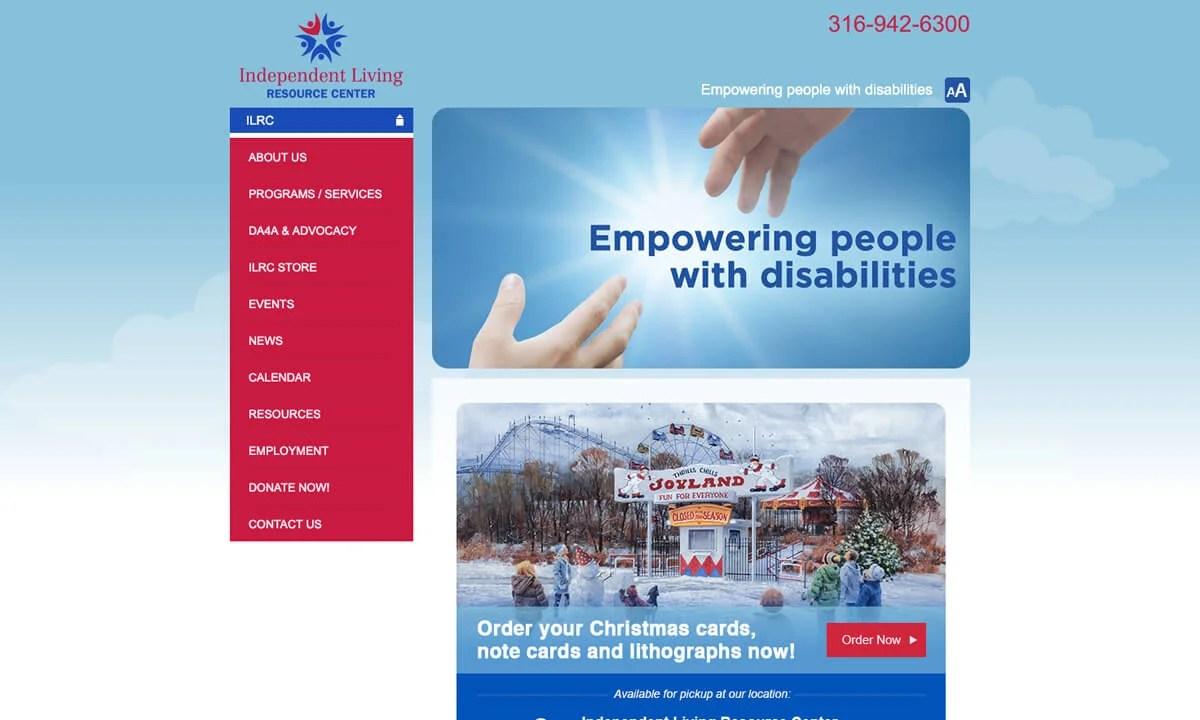 ILRC Old Website