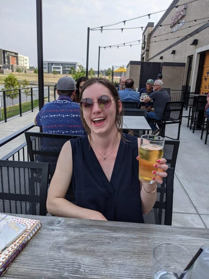 social tap patio