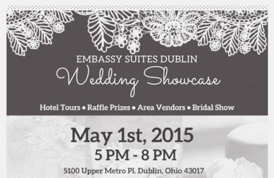 Wedding showcase info