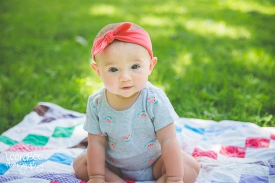 Dublin baby photography 5 month milestone-5