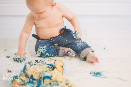 Cake smash dublin ohio-18
