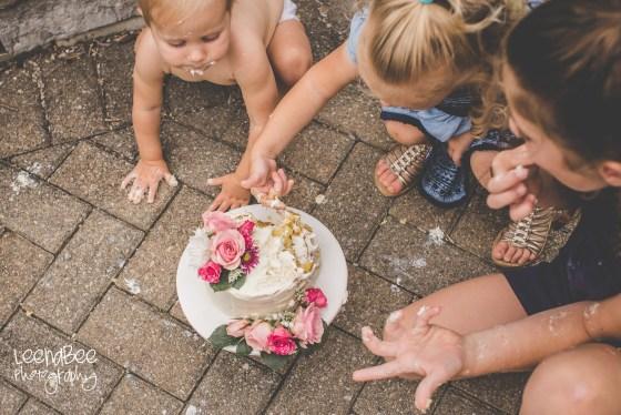 Dublin Family Photography Cake Smash-19