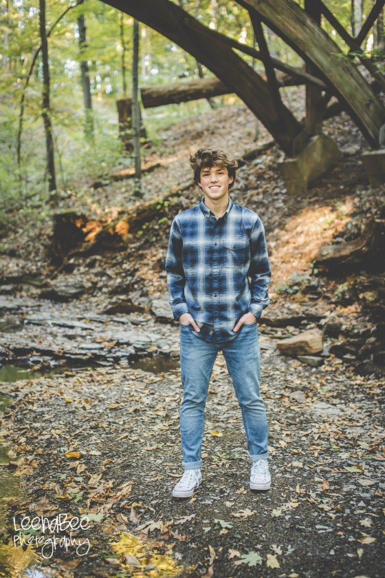 Olentangy Senior Photography Lewis Center Ohio-3