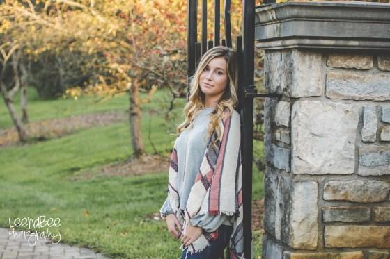 Senior Photography Dublin Ohio Fall-20