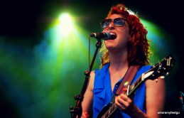 Hannah Georgas at Ottawa Bluesfest 2011.